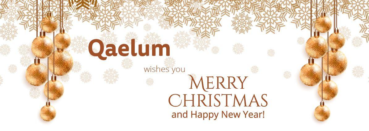 qaelum merry christmas and happy new year 2020 qaelum